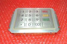 Keyboard 16 Atm Machines Type Mdc Des001595 Metal Numeric Keypad With Flat Keys