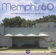 VARIOUS ARTISTS - MEMPHIS 60: SOUL, R&B AND PRONTO FUNK FROM SOUL CITY USA NEW C