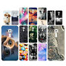 Clear Case For ASUS Zenfone 3 ZE552KL Soft TPU Silicone Back Cover Stone Skins