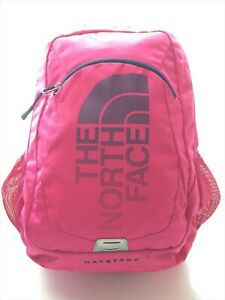 The North Face Rucksack Backpack Haystack NM71653 Pink Color Tagged Used