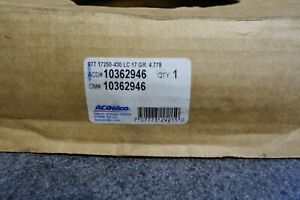 GM Rear cable 10362946 new in box RIGHT REAR