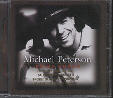Being Human - Michael Peterson cd as picytured