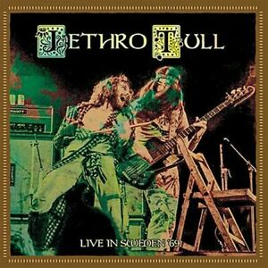 JETHRO TULL: Live In Sweden '69            LP        / free shipping by courier