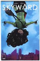 Skyward 1 Image 2018 NM+ 9.6 1st Print Joe Henderson Sifi Movie Sony Optioned