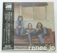 CROSBY, STILLS & NASH / Crosby, Stills & Nash JAPAN CD Mini LP w/OBI WPCR-15252