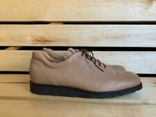 Bally Men Leather Beige Shoes Sz. 11 E EUR 45 US 12