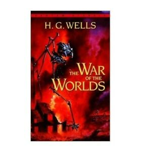 The War of the Worlds by H. G. Wells Book The Cheap Fast Free Post