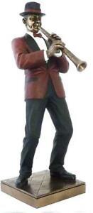 Jazz Musician Figurine - Clarinet Player