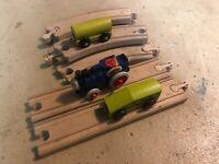 Ikea Thomas The Tank engine Train Track Fergus Locomotive Rail Car kid child