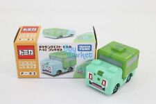 Takara TOMY Dream Tomica #P-02 Pokemon Pokecell Bulbasaur Mini Diecast Toy Car