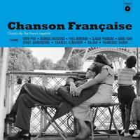 CHANSON FRANCAISE-CLASSICS BY THE FRENCH LEGENDS:EDITH PIAF... VINYL LP NEW+