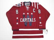 ALEX OVECHKIN WASHINGTON CAPITALS 2015 NHL WINTER CLASSIC REEBOK JERSEY c54bf7f65