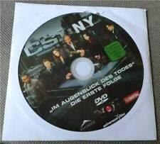 GARY SINISE CSI:NY Staffel 1 Episode 1 Im Augenblick des Todes + Extras, GER DVD
