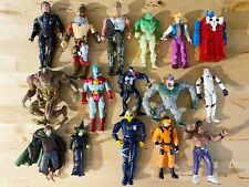 Mixed Vintage Action Figure Lot For Play READ SEE PICS Free Shipping