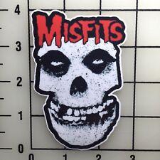 "Misfits 4"" Tall Color Vinyl Decal Sticker - BOGO"