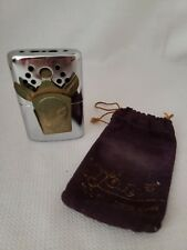 Vintage Jon Hand Warmer with Deer Scent Clip and Bag