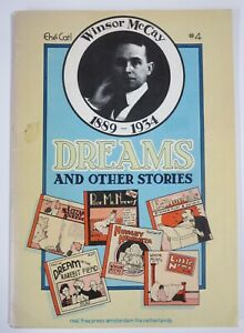 WINSOR McCAY 1889-1934: Dreams and Other Stories- black & white strips, Rare-bit