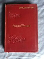 Thorough Guide South Wales 1908 Maps plans good condition