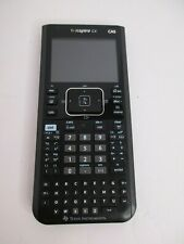 Texas Instruments TI-Nspire CX CAS Handheld Graphing Calculator Tested