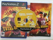Total Overdose > Playstation 2 (PS2) > Complet > PAL FR