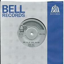 MARDI GRAS Girl i 've got news for you/si je ne peux pas vous avez: uk bell: Northern Soul