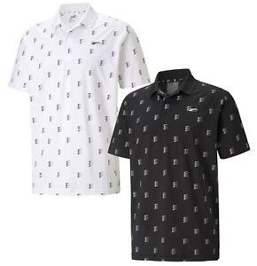 Puma Mens MATTR Moving Day Polo Golf Shirt 599433 - New 2021