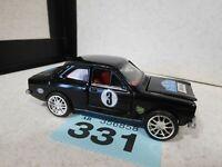 Dinky Toys Ford Escort Rallye Monte Carlo # 3 (331)