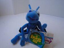 "Disney Pixar A Bugs Life 8"" Bean Bag Plush Toys Filk NWT"