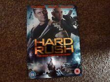 HARD RUSH - DOLPH LUNDGREN - VINNIE JONES - RANDY COUTURE - DVD