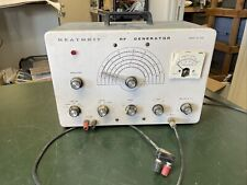 Heathkit Ig 5242 Rf Signal Generator Untested