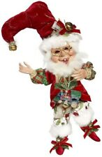 "Mark Roberts 2018 Christmas Stocking  Elf Small 10"" 51-85570 NEW"