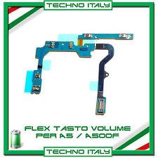 FLEX TASTI VOLUME LATERALI PER SAMSUNG GALAXY A5 A500F PULSANTI VOLUME FLAT