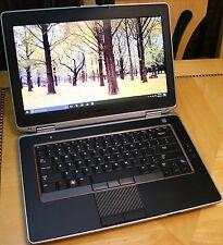 Dell Latitude E6420 Laptop Computer Windows 10 8GB 250GB SSD HD