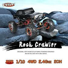 HSP 94180T2 1/10 2.4G 2CH 4WD Electronic Powered RTR RC Car with One Servo