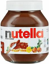Ferrero Nutella Made in Italy, 450g Glass Jar (2 PACK) ***IMPORTED***