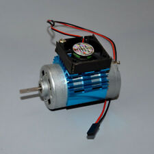 540 545 550 555 Motor Heatsink with Fan Cooling for RC 1:10 Car Model Car UK