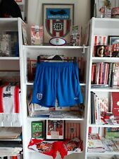 Shorts De Fútbol Inglaterra Umbro lejos