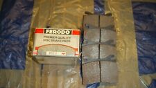 BMW 5 SERIES 1971...1978  FERODO HIGH PERFORMANCE FRONT BRAKE PADS P/N FDB34AF