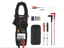 Digital Clamp Meter Tacklife Cm02a 600 Amp Trms 6000 Counts Ncv With Ac Current