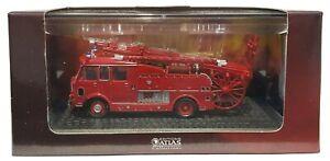 1:76 Scale Atlas Editions 4144106 DENNIS F106 Appliance - London Fire Brigade