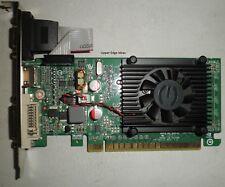 EVGA nVIDIA Geforce 8400GS 8400 GS 512mb DVI VGA HDMI PCI-E 512-p3-1300-lr