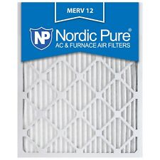 20x25x1 Air Filter Merv 12 Filtrete Honeywell 8 Pleated 3M  6 Pack Bulk 13 11