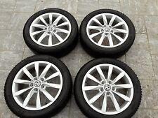 VW GOLF GTI / GTD Räder Dijon 17 Zoll Winter NEUWERTIG ! Auch Passat uvm..