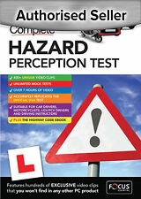 The Complete Hazard Perception PC DVD-ROM for Car, Motorcycle, LGV, PCV & ADI