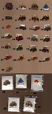 Pin's Tracteur / Massey Ferguson (30 versions au choix)