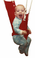 Age 2 mo-1yr FOLDS FLAT Jumper Merry Muscles Jolly Bounce Doorway Baby Exerciser
