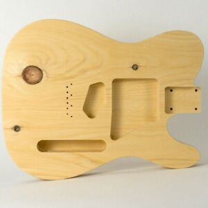 Knotty Pine Universal Barncaster Tele ToneBomb Telecaster Guitar Body