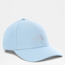 The North Face 66 Classic 6 Panel Baseball Cap Strapback Faded Blue NF00CF8CHK3
