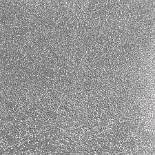 Purpurina Plateada Papel pintado Holográfico Cristal Diseño dl40703