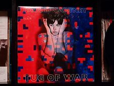 The Beatles Paul McCartney ♫ Tug of War ♫ 1982 Near Mint Original LP w/Insert ♫